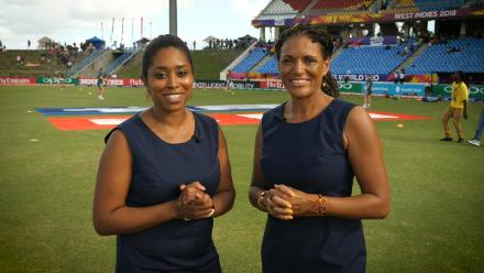 The WT20 Daily Show – Episode 13 with Ebony Rainford-Brent and Mel Jones