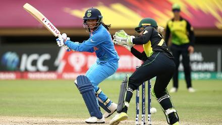 AUS v IND: Smriti Mandhana innings highlights