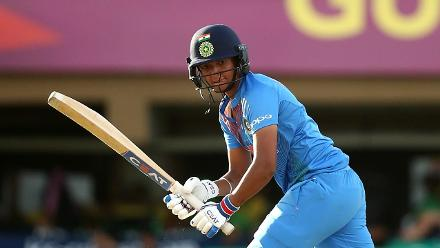 NZ v IND: Harmanpreet Kaur's fantastic 103