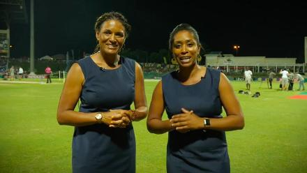 The WT20 Daily Show – Episode 14 with Ebony Rainford-Brent and Mel Jones
