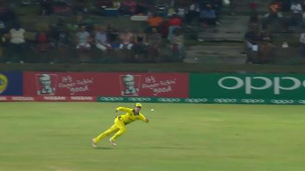 AUS v ENG: Danielle Wyatt survives multiple dropped catches