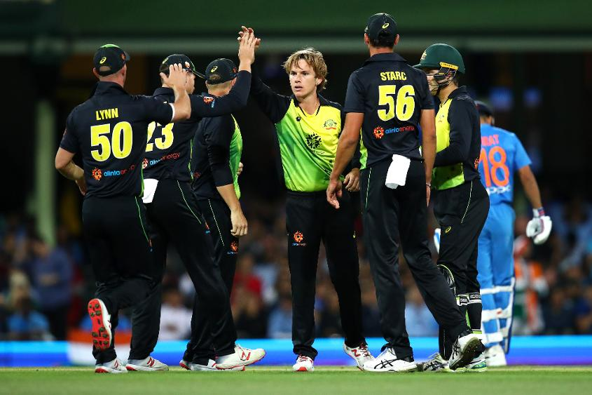 Adam Zampa missed out on selection for the first ODI