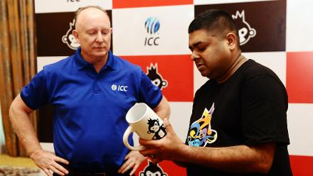 Campbell Jamieson, General Manager - Commercial, ICC and Ankur Jain, Founder and CEO, Bira 91