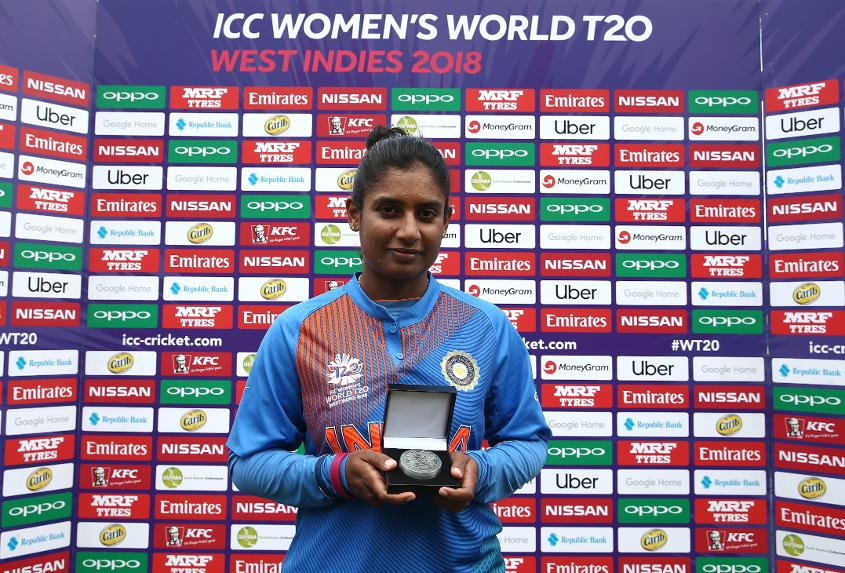 Raj was Player of the Match against both Pakistan and Ireland