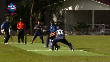 ICC Men's T20 World Cup EAP B Qualifier: Two quick stumpings from South Korea keeper, Raja Shoaib