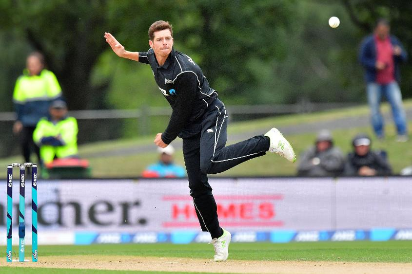 Mitchell Santner is set to return after an injury lay-off