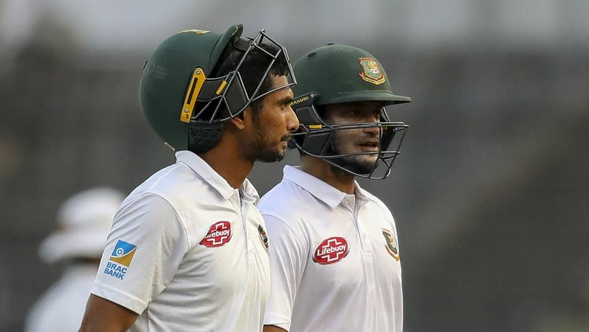 Mahmudullah and Shakib have gained in the batting rankings