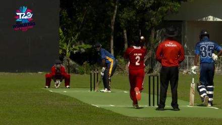 ICC Men's T20 World Cup EAP B Qualifier: Indonesia's Anjar Tadarus takes 5/32