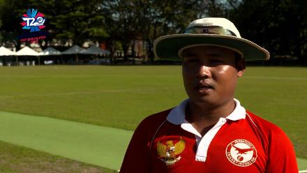 ICC Men's T20 World Cup EAP B Qualifier: Indonesia captain speaks ahead of match against Philippines