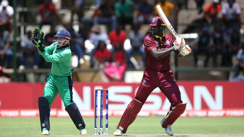 Ireland and the Windies last met in March 2018 during the World Cup qualifiers in Zimbabwe
