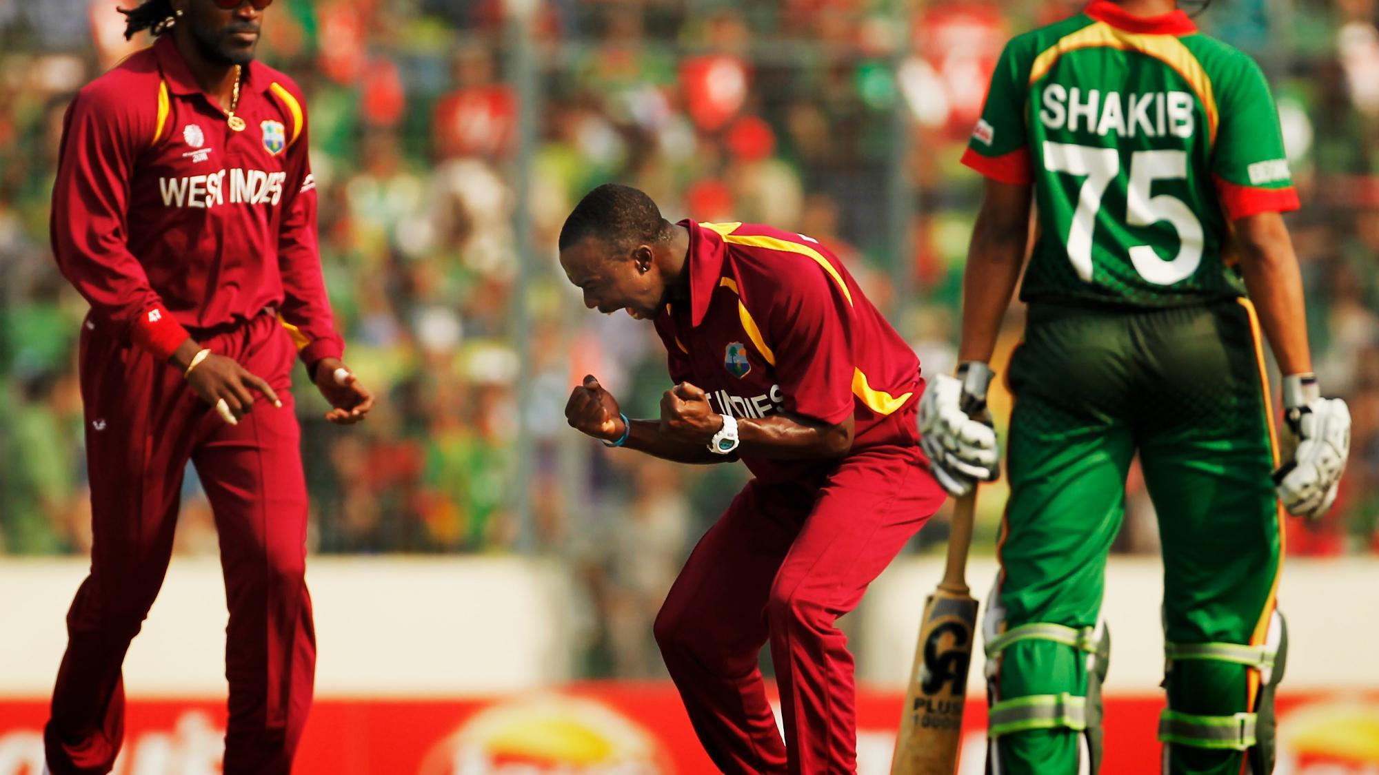 World Cup memories: Bangladesh v Windies