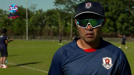 ICC Men's T20 World Cup EAP B Qualifier: Masaomi Kobayashi pre-match interview