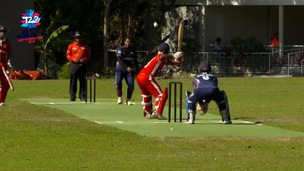 ICC Men's T20 World Cup EAP B Qualifier: South Korea restrict Indonesia to 72