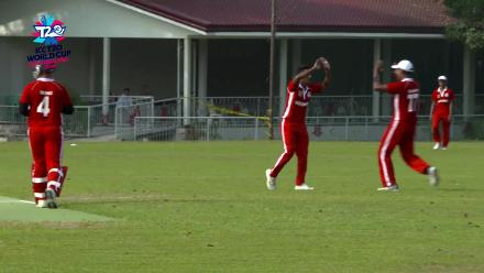 ICC Men's T20 World Cup EAP B Qualifier: Indonesia vs Philippines - full match highlights