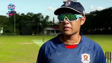 ICC Men's T20 World Cup EAP B Qualifier: Japan captain Masaomi Kobayashi pre-match interview