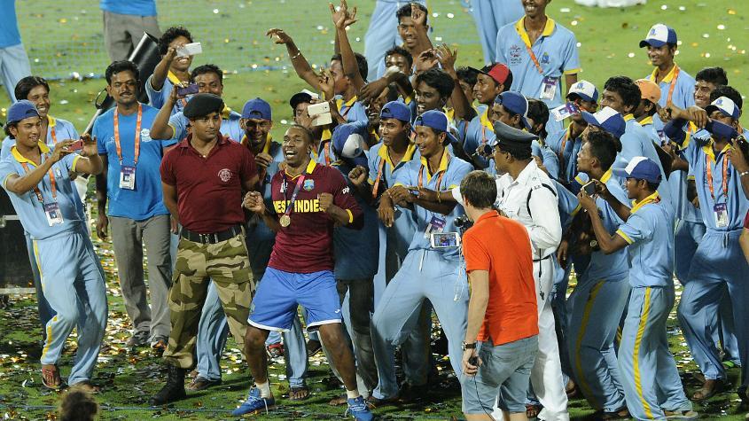 Bravo was part of both the Windies' ICC Men's World T20-winning squads