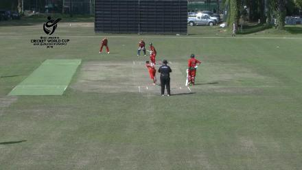 ICC U19 CWC Asia Qualifier Division 2: Maldives make rapid start in chase of 174