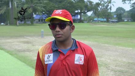 ICC U19 CWC Asia Qualifier Division 2: Jagan Vijaykumar, Bahrain captain, pre-match iterview