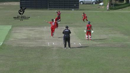 ICC U19 CWC Asia Qualifier Division 2: Maldives vs Bahrain full match highlights