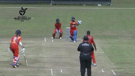 ICC U19 CWC Asia Qualifier Division 2: Bahrain captain Jagan Vijaykumar hits 85-ball 60