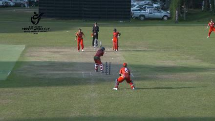ICC U19 CWC Asia Qualifier Division 2: Bahrain's Sajjad Khan takes 5/29; named Player of the Match