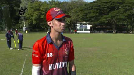 ICC U19 CWC Asia Qualifier Division 2: Kuwait captain speaks ahead of the match against Hong Kong