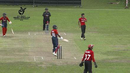 ICC U19 CWC Asia Qualifier Division 2: Hong Kong vs Kuwait full match highlights
