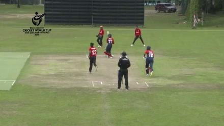 ICC U19 CWC Asia Qualifier Division 2: Kuwait opener hits three fours in the first over