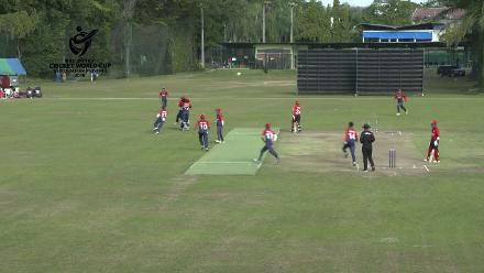 ICC U19 CWC Asia Qualifier Division 2: Hong Kong lose first wicket in first over