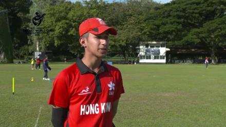 ICC U19 CWC Asia Qualifier Division 2: Hong Kong captain speaks ahead of the match against Kuwait