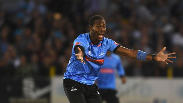 England selector Ed Smith 'not ruling out' Jofra Archer for World Cup