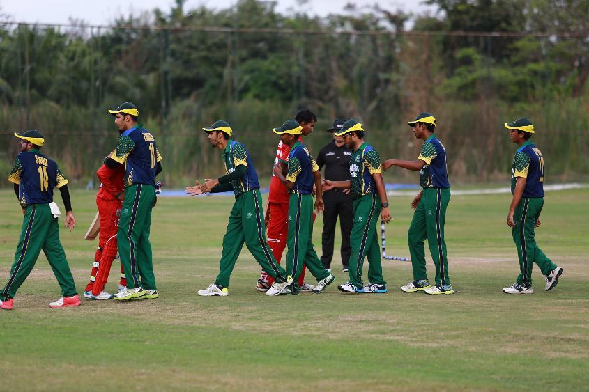 Oman qualify