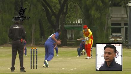 ICC U19 CWC Asia Qualifier Division 2: Thailand v Bhutan – Full match highlights
