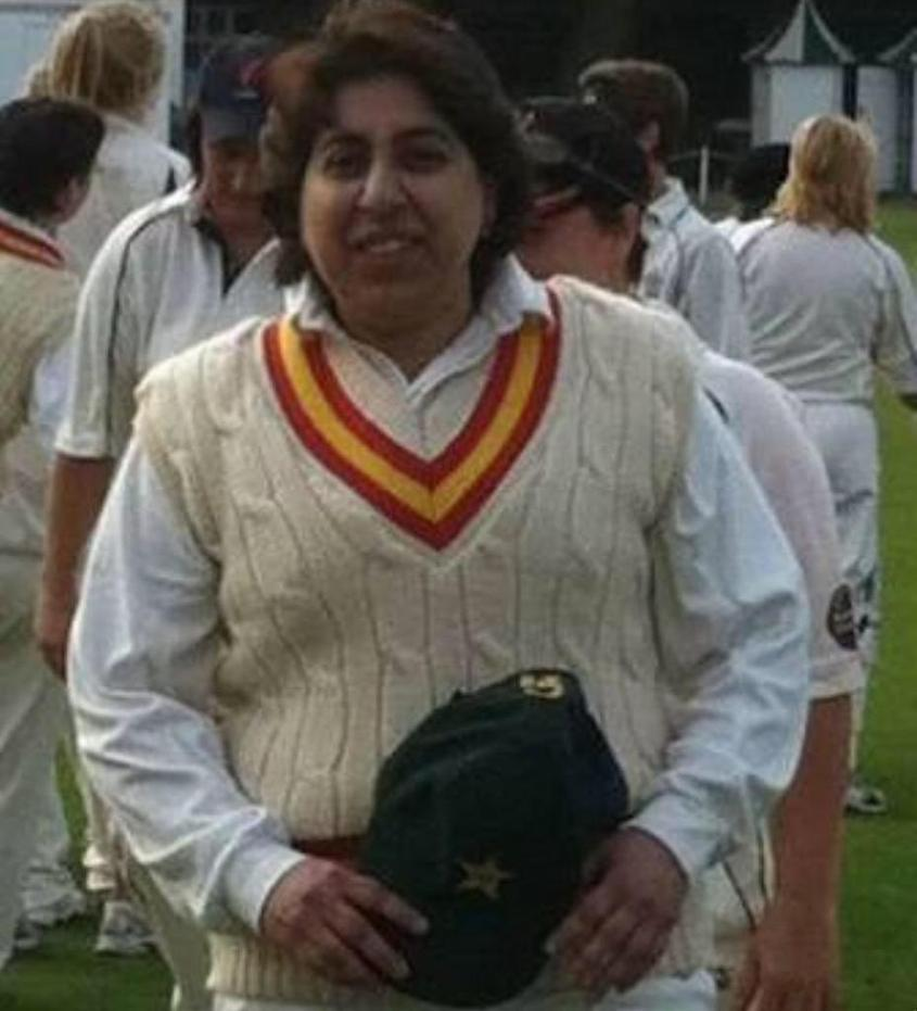 Sharmeen Khan, who passed away at the age of 46.