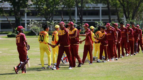 Qatar, Kuwait and Hong Kong join Oman in the semi-finals on an eventful day at ICC U19 CWC Div 2 – Asia qualifer