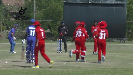 ICC U19 CWC Asia Qualifier Division 2: Oman crowd the bat as Sanjaya Raj Ravindra takes wickets
