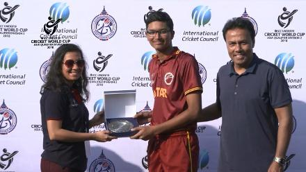ICC U19 CWC Asia Qualifier Division 2: Player of the match performance from Qatar's Shubh Agarwal against Saudi Arabia