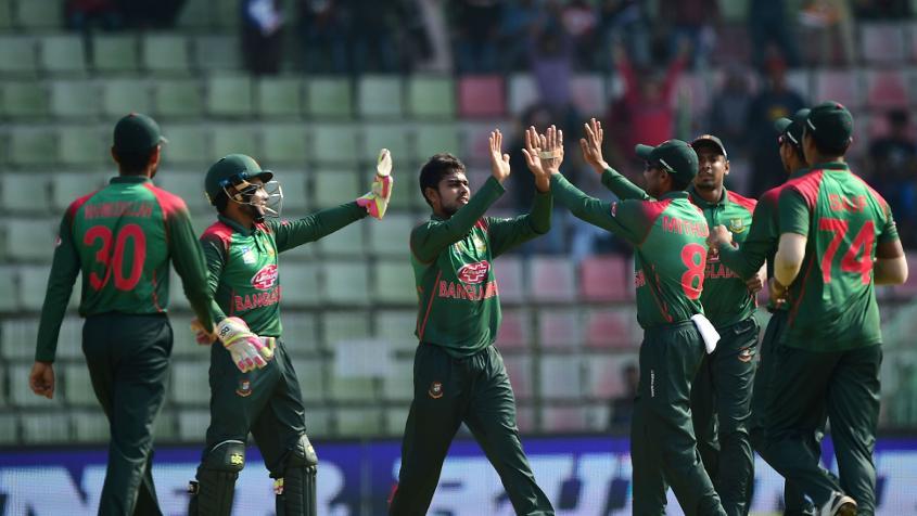 Bangladesh won the ODI series 2-1