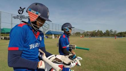 ICC U19 CWC Asia Qualifier Division 2: Thailand v Oman – Full match highlights