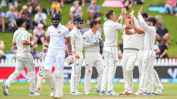 Sri Lanka fight back after Southee takes five