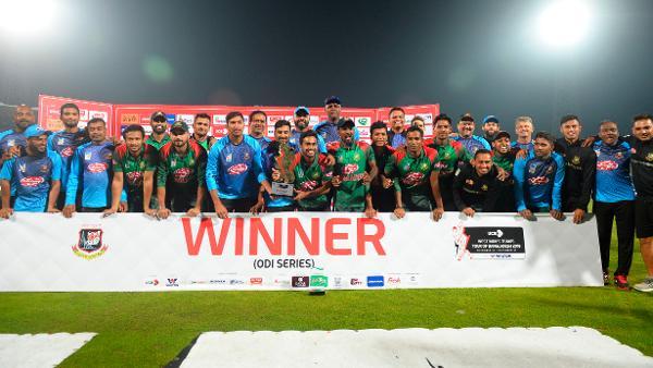 'We've progressed' – Mortaza is delighted with Bangladesh's ODI evolution