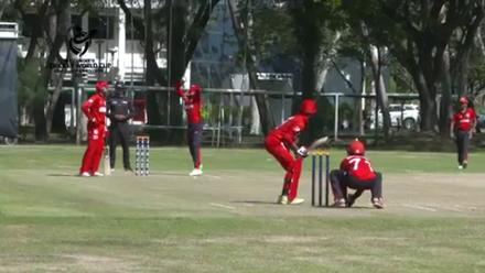 ICC U19 CWC Asia Qualifier Division 2: Oman opener Adeel Abbas top scores with 30 in 61 balls