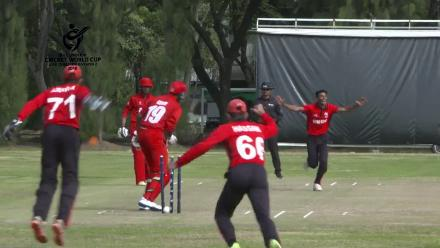 ICC U19 CWC Asia Qualifier Division 2: Oman reduced to 8/2 as Rana takes two wickets in two balls