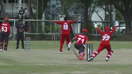 ICC U19 CWC Asia Qualifier Division 2: Double wicket maiden starts the Oman fightback
