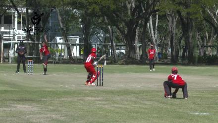 ICC U19 CWC Asia Qualifier Division 2: Semi Final Oman v Hong Kong Highlights