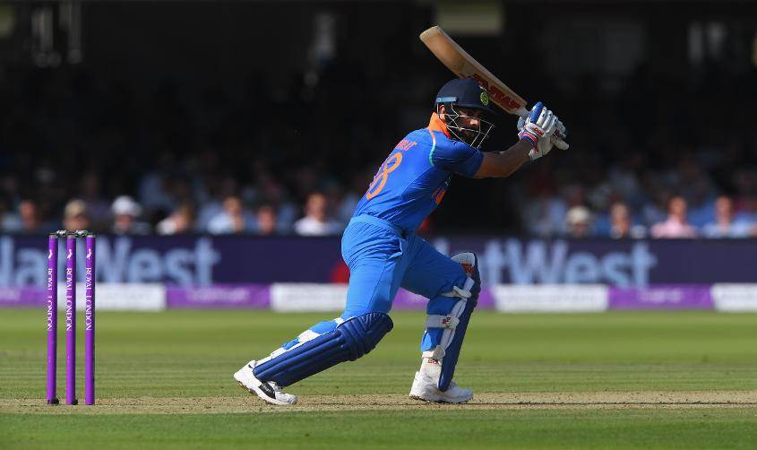 Kohli retained his position at the top of the pile