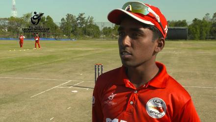 ICC U19 CWC Asia Qualifier Division 2: Oman captain speaks before the final against Kuwait
