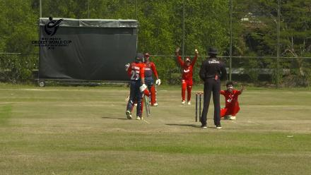 ICC U19 CWC Asia Qualifier Division 2: Oman spinner Adeel Abbas takes two in an over