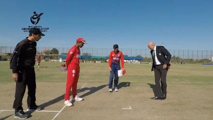 ICC U19 CWC Asia Qualifier Division 2: Final, Oman v Kuwait – Full match highlights