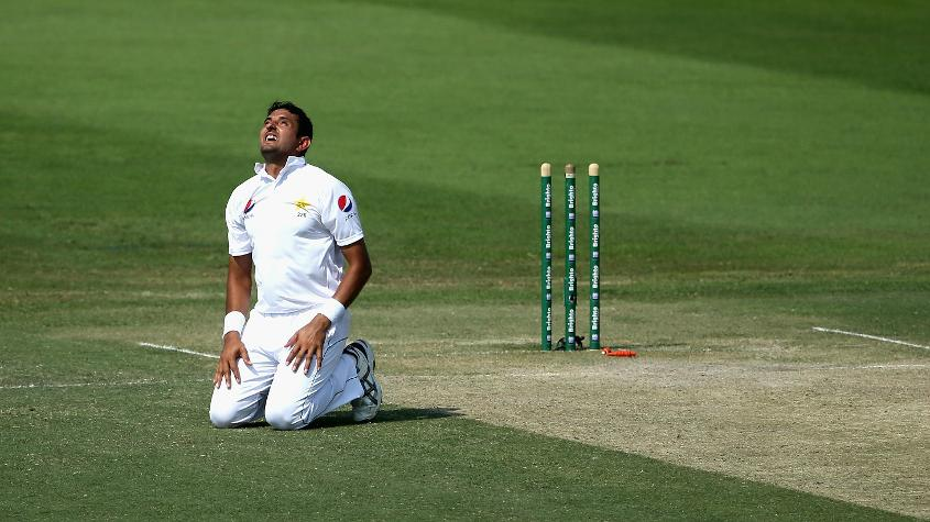 Mohmmad Abbas picked up 17 wickets across two Tests against Australia